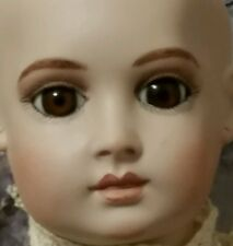 """Doll artist Reproduction Bru 18 1/2""""compo ball joint body"""