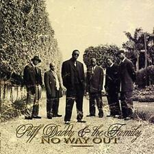 Puff Daddy & The Family : No Way Out CD (2005)