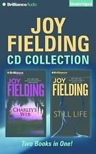 Joy Fielding CD Collection 2 : Charley's Web, Still Life by Joy Fielding...