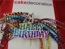 21st Birthday Party Cake Topper Decoration Or Gift Wrap Accessory