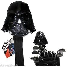 NUEVO OFICIAL STAR WARS DARTH VADER GOLF RESCATAR OR HYBRID MADERA FUNDA