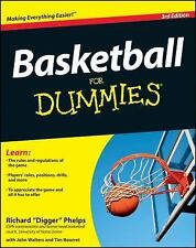 Basketball for Dummies by Richard Phelps (2011, Paperback)