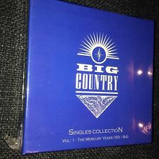 Big Country - Singles Collection Vol. 1 '83-'84 NEU/OVP NEW/SEALED CDs RARE