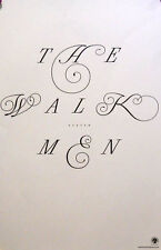 THE WALKMEN POSTER, HEAVEN (A12)