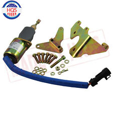 Fuel Shut Off Solenoid Kit For 94-98 5.9L Dodge Diesel Cummins 3931570 5016244AA
