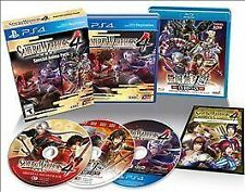 Samurai Warriors 4 Special Anime Pack Limited Edition PlayStation 4 PS4 NEW