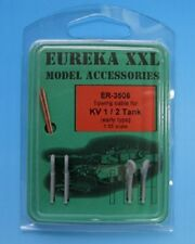 EUREKA XXL MODEL ACCESSORIES ER-3508 - 1/35 TOWING CABLE FOR KV 1 - KV 2 TANK