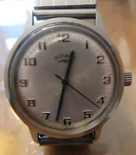 Nice Gents Vintage Mechanical Rotary Wristwatch GWO