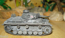 ADMIRAL Pz-III-H Die-Cast 1/72 GERMAN WW2 Tank 2004 Out of Production LOOSE