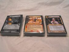 STAR TREK CCG 2E STRANGE NEW WORLDS, COMPLETE MASTER SET, NO FOILS