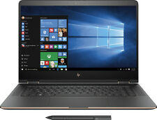 "HP - Spectre x360 2-in-1 15.6"" 4K Ultra HD Touch-Screen Laptop - Intel Core i..."