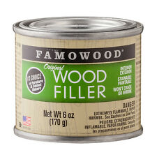 Red Oak Famowood Wood Filler, 6 oz