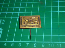 PIN DISTINTIVO badge auto skoda typ a 1905