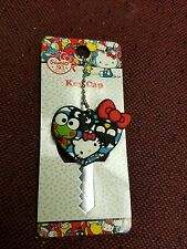 VHTF LOUNGEFLY Sanrio HELLO KITTY & Friends 50th Anniversary Key Cap New 2010