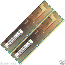 16 Gb (2x8 Gb) Ddr3-1333 Pc3-10600r Ecc Registrada Cl9 240-pin DIMM De Memoria (RAM)