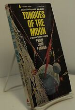 Tongues of the Moon by Philip Jose Farmer - First edition
