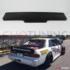 NISSAN PS13 COUPE ROCKET BUNNY DUCKTAIL WING (180sx 200sx 240sx bootlip spoiler)