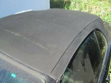 2006 BMW M3 Convertible Top Assbly.  Black Power Top 00-06 E46 323 325I 330