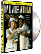 How to Murder a Millionaire  NEW DVD (Joan Rivers)