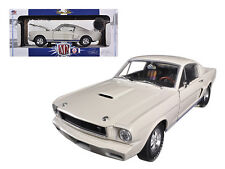 1965 Ford Shelby Mustang GT350R Prototype 1/24 Diecast WimbledonWhite 40300-44A