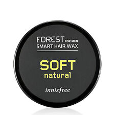 [Innisfree] FOREST FOR MEN SMART HAIR WAX (SOFT NATURAL) 60g