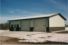 metal steel 30x30x10 workshop garage Simpson Steel Building Company 3030/10