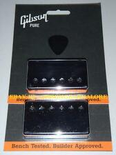 Gibson Les Paul Vintage Spec Chrome Humbucker Pickup Cover Set Guitar Parts V SG