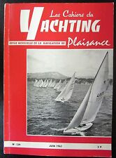 BATEAUX VOILES PLAISANCE LES CAHIERS DU YACHTING N° 139 de 1963 PLAN L ODYSSEE