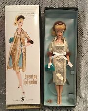 EVENING SPLENDOR BARBIE VTG REPRO COLLECTOR REQUEST # J4260 GOLD LABEL MINT NRFB