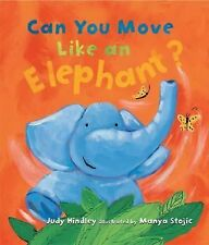 Can You Move Like an Elephant?-ExLibrary