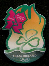 LONDON 2012 Olympic IRELAND NOC Internal team - delegation dated pin