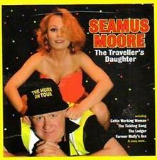 Seamus Moore - The Traveller's Daughter - CD New Irish Comedy JCB MAN