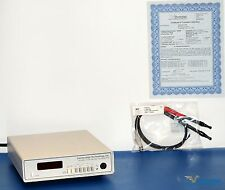 Cambridge 510A Micro-Ohmmeter DLRO, Includes NEW leads, NIST Calibrated LOM-510A