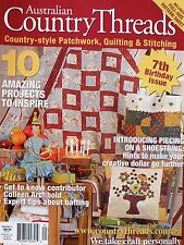 Country Threads Magazine Vol 8 No 11 - 20% Bulk Magazine Discount