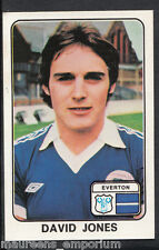 (ZZ) - Panini 1979 Football Sticker No 151 - Everton - David Jones