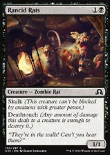 MTG 4x RANCID RATS - RATTI PUTREFATTI - SOI - MAGIC