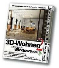 3D DESIGNER: WOHNUNG -Einrichtungsplaner!- NEU & OVP