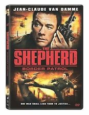 The Shepherd Border (BRAND NEW DVD) Jean-Claude Van Damme, FREE SHIPPING !!