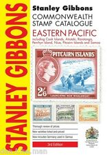 STANLEY GIBBONS COMMONWEALTH SELLO CATÁLOGO - ORIENTAL PACIFIC - 3rd EDITION
