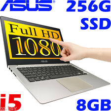 "ASUS Zenbook UX303LA i5 5200U 8GB 256G SSD 13.3"" FHD Touch Screen 11AC Ultrabook"
