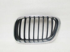 2000-2003 BMW X5 E70 FRONT HOOD CHROME RADIATOR GRILLE LEFT DRIVER 51138247673