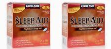 384 Tablets Kirkland Signature Sleep Aid Doxylamine Succinate 25 Mg