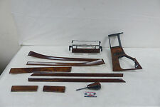 OEM BMW E39 M5 540 530 528 Vavona WoodGrain Wood Grain Interior Trim Set