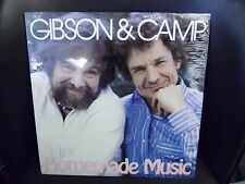 Gibson & Camp Homemade Music LP 1978 Mountain Railroad private press SEALED