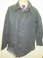 "A155 Barbour Beaufort  Waxed jacket - XL 48"" Euro 58 in Blue"