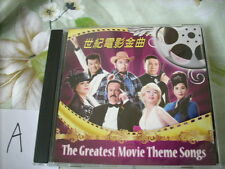 a941981 HK Irene Ryder Anders Nelsson Joe Junior 大AL Albert 張武孝 Susan 蘇珊 李龍基 CD Rita Carpio 韋綺姍  The Greatest Movie Theme Songs (A)
