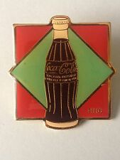 PIN´S BOTTLE COCA COLA - PIN BOTELLA COCA-COLA COKE - DRINK BEBIDA - (E0510)