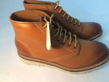 Clarks mens leather    Shoes Size 6.5  UK new   boots