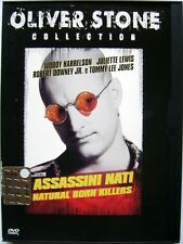 Dvd Assassini Nati - Natural Born Killers ed. Snapper di Oliver Stone 1994 Usato