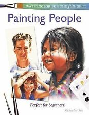 Watercolor for the Fun of It - Painting People